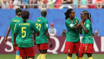 FIFAWWC: Cameroon bow out following England loss
