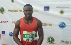 MoC Grand Prix: Adegoke happy with new Personal Best