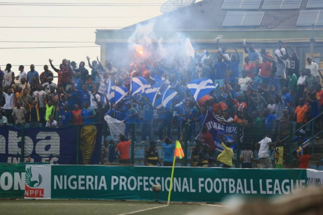 Enyimba crowned 2019 NPFL champions
