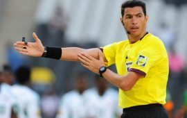 Egyptian referee Grisha cleared to officiate at Afcon