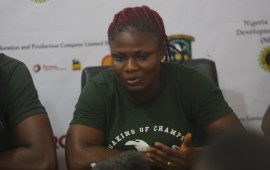 Glory Alozie: Nigerian athletes need more competitions