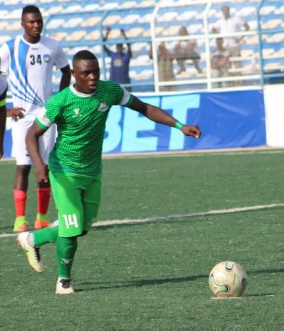 NPFL: Ibrahim Sunusi edges Udoh on Disciplinary Count