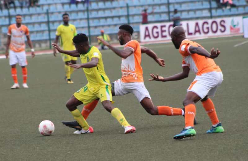 NPFL19Playoffs: Lobi Stars, Enyimba off to winning starts