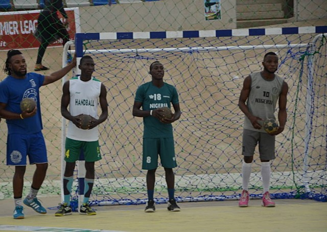 Nigeria arrive Georgia for IHF Emerging Nations