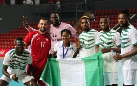 Handball: Nigeria finish 7th at IHF Emerging Nations