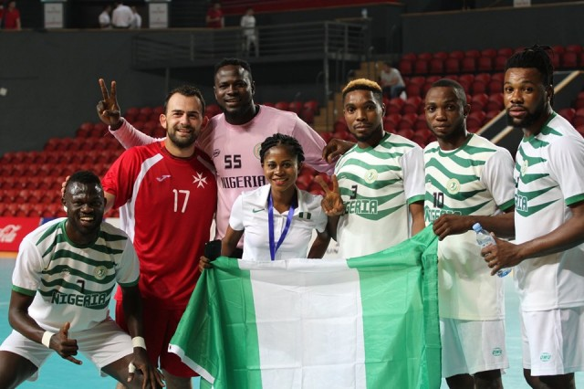 Handball: Nigeria finish 7th at IHF Emerging Nations