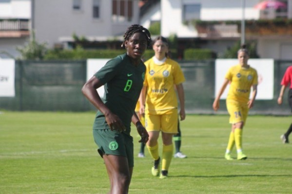 FIFAWWC: Oshoala nets brace in final warm-up game