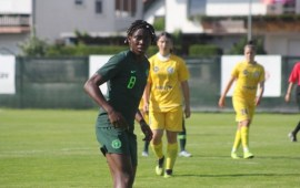 FIFAWWC: Oshoala nets brace in final warm-up game