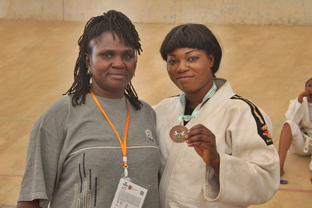Obekpa makes SOS call on coaches' selection in Judo