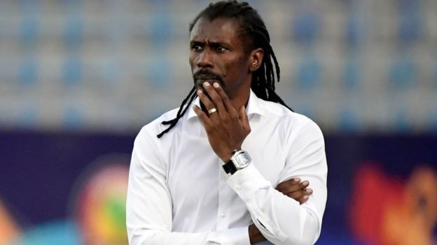 Cissé: We need to convert AFCON disappointment to energy