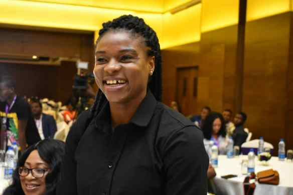 Desire Oparanozie: Super Falcons deserve equal pay