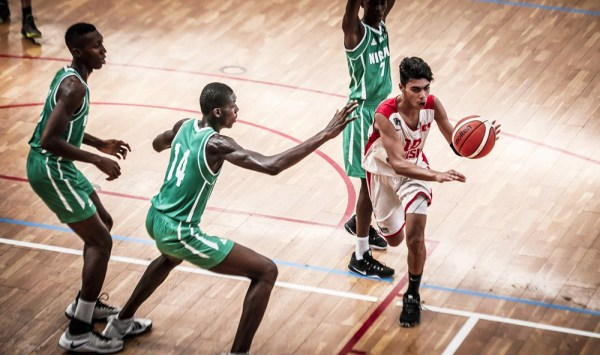 FIBA U16 Africa: Nigeria miss out on World Cup ticket