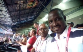 AFCON Diary 10: A sweating Elder is a crying one!