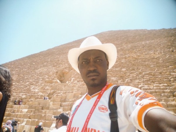 AFCON Diary 5&6: The Giza Pyramids and the Victory