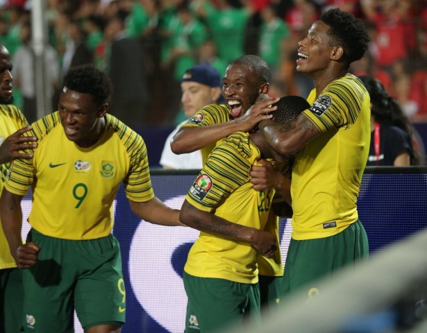AFCON2019: Nigeria not as good as Egypt, says Mothiba