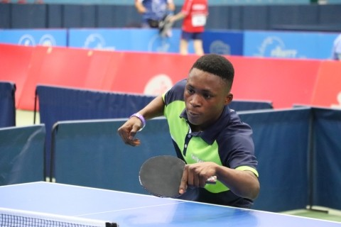 ITTF Africa Cup: Teenage sensation Mati makes Team Nigeria