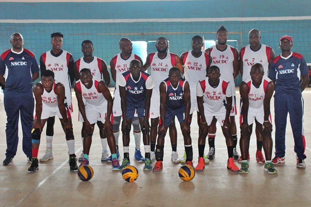 V/ball League: Customs, NSCDC stay unbeaten