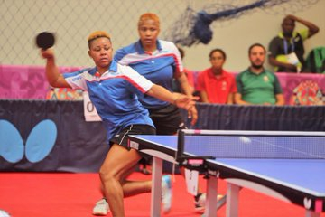 AG: Nigeria claim Gold and Silver in table tennis