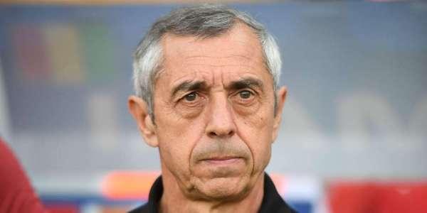 Tunisia part ways with coach Alain Giresse