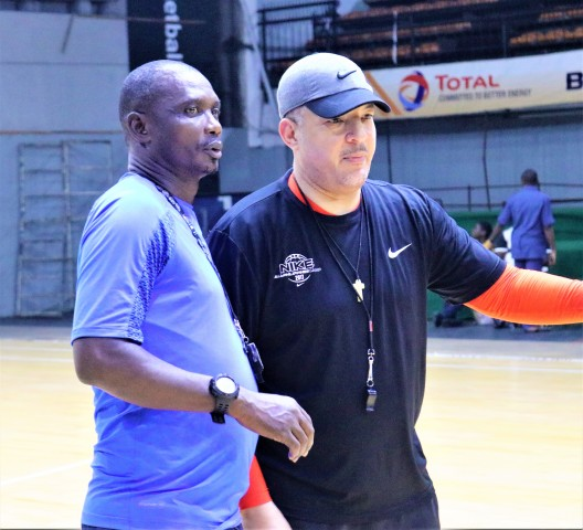 D'Tigress Hughley talks tough ahead of Afrobasket Women