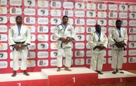 2019 African Games: Egypt top medal table