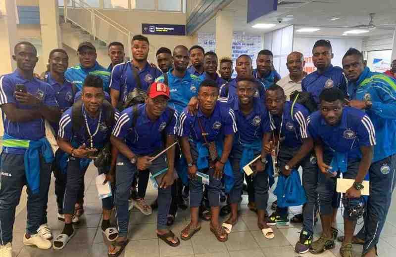 TotalCAFCC: Enyimba back in Aba for TS Galaxy tie