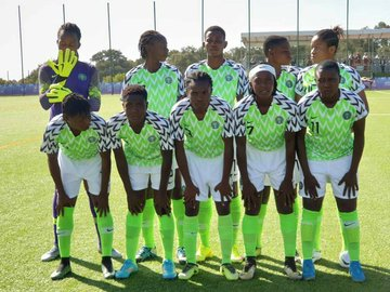 AG: Cynthia Aku bags brace as Falconets clinch final ticket