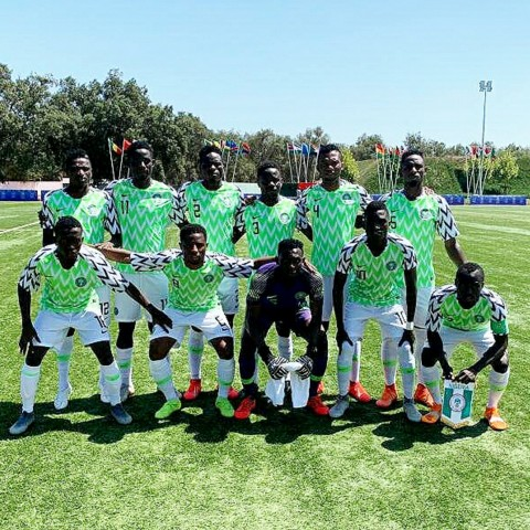 AG: Flying Eagles beat Mali to set up Burkfina Faso final