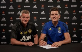 Man United make Maguire most expensive defender ever