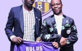 NPFL: MFM unveil Tony Bolus as Ilechukwu replacement