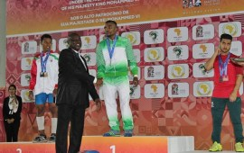 12th African Games: Nigeria moves to 6th position
