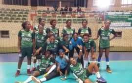 AAG 2019: Ohaekwe and Kalu lead Nigeria handball teams