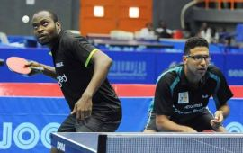 ITTF Africa Cup: Quadri, Assar in semi-final battle