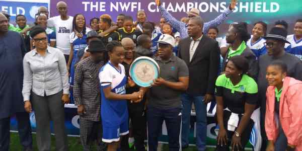 Champions Shield: Bayelsa Queens edge Rivers Angels