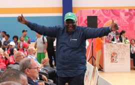 Mohammed: Mission accomplished for Nigeria Weightlifting