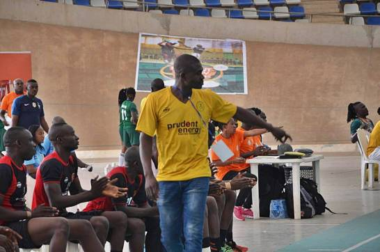Handball: COAS Shooter is better prepared says Coach Nnamani