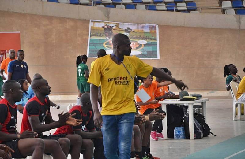 Handball: COAS Shooter is better prepared says Coach Nnamani
