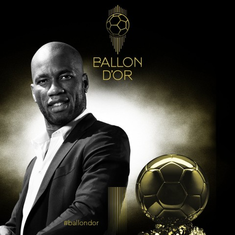 Didier Drogba named Ballon d'Or ambassador