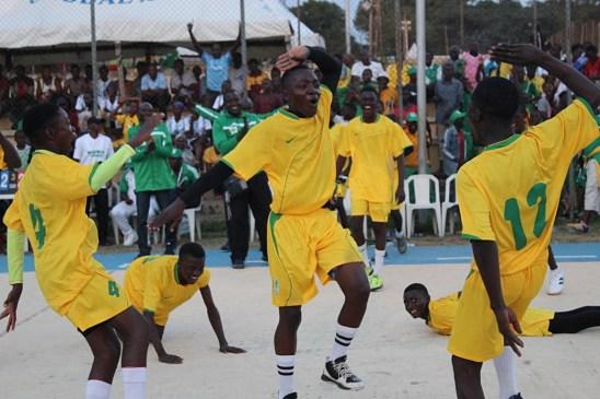National Youth Games: Kaduna, Kwara state picks gold in Volleyball