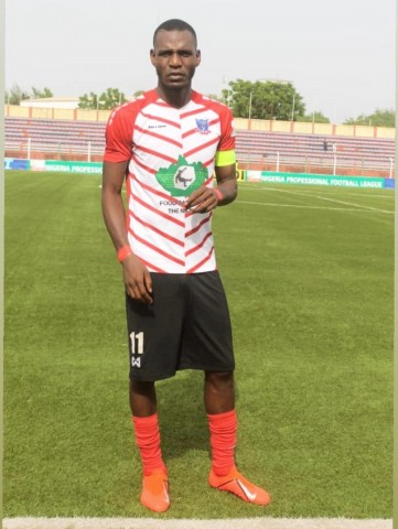 NPFL: Kano Pillars sign midfielder Kelly Kester