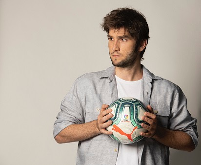 Music and sports can make our world better, says Lucas Vidal