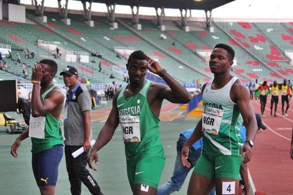 Emmanuel Arowolo shifts focus to World Championships