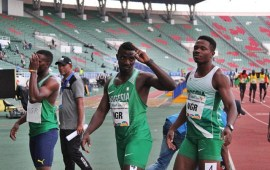 Emmanuel Arowolo shifts focus to World Championships