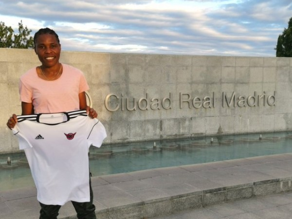 Super Falcons: Ohale joins CD Tacon of Real Madrid