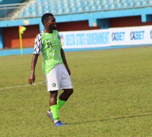 How Azubuike sacrificed Europa League for U23 Eagles