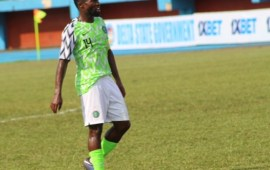 How Azubuike sacrificed Europa League for U23 Eagles