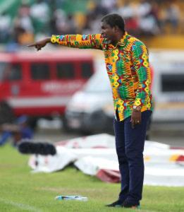 WAFU Cup: Maxwell Konadu honoured by Best coach rating