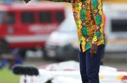 WAFU Cup: Maxwell Konadu honoured by Best coach rating