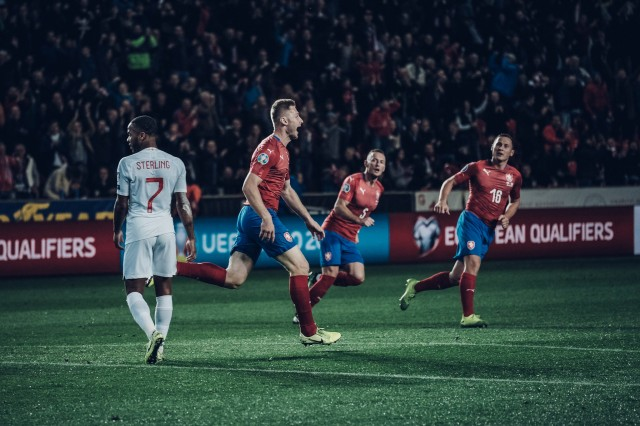 Euro2020: England lose first qualifier in 10 years