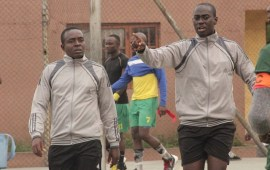 Ghana referees for Prudent Energy Handball League